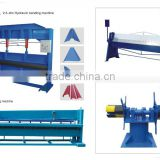 Manual hydraulic roofing sheet bending machine                                                                         Quality Choice