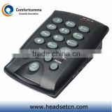 Professional call center manufacture OEM best headset phone CHT-800