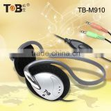 Noise Isolating Headset with Microphone and Volume Control OEM/ODM Computer Headphone Wholesales Low Price Headphone