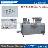 DPP-140 Alu-PVC blister Packing Machine