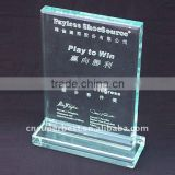 custom acrylic awards trophy