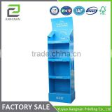 Customized Cardboard Corrugated Floor Display Stand/Rack                                                                         Quality Choice                                                                     Supplier's Choice