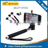 NEW SELFY STICK EXTENDABLE IN BLACK & PINK SELFIE & BLUETOOTH SELFIE STICK REMOTE MONOPAD