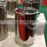 Stainless Steel Milk Can/Transport Milk Can/Milk Bucket/Storge tank