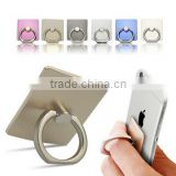 360 Degree Rotation Ring Buckles Cell Phone Holder,New Promotion Metal KickStand Hand Mobile Phone Holder,