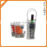 Plastic Wine Bag Freezable Bottle Carrier                                                                         Quality Choice