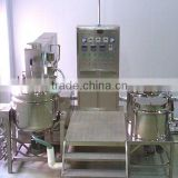 High Shear Emulsifier(emulsifier mixer, dairy machine, emulsifier for cream)( FDA&cGMP Standard)