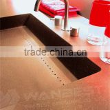 Wholesale excellent quality artificial marble counter top basin