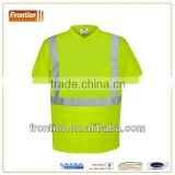 ANSI traffic safety clothes, high visibility T-shirt