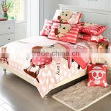 Anime One Piece printed bed sheet designs                                                                         Quality Choice