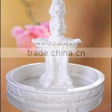 Natural stone garden water fountain hand carved stone sculpture from Vietnam