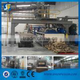 2016 new designed waste paper recycling machine,SF- paperboard machine