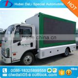 Foton Forland led advertising truck mobile led screen truck for sale                                                                                                         Supplier's Choice