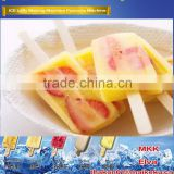 factory directly export with CE cert manual Popsicle machine hot selling ice lolly machine