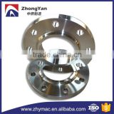 Pipe flange spacer, carbon steel flange weight, 150# sorf flange