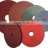 Diamond Wet Polishing Pad for Granite and Marble                                                                         Quality Choice