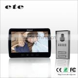 10 inch free videos intercom system door lock,villa video intercom system,ip intercom system
