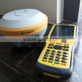 High Accuracy GPS Receiver Hi-target V90 Plus Land Surveying Instrument GPS RTK Dual Frequency