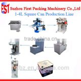 Professional Round/Square Petrol Can Making Machinery