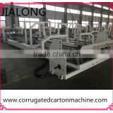 JL-1 New hot sale 2400 model automatic corrugated paperboard folder gluer machine /carton box making machine                                                                         Quality Choice
