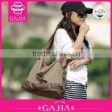 Alibaba china supplier high quality tote bags canvas messenger bags wholesale