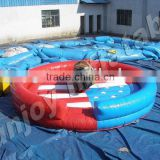 Mechanical game Inflatable sport games Bull Bullfight Rodeo Toys for Adult Children Kids