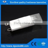 360 degree ce rohs Silicon Encapsulated g4 led 12v dc