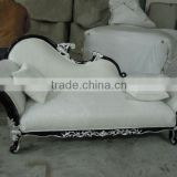 Antique Furniture Couch, Divan, Chesterfield, Chaise Lounge, Living Room Furniture DXY-F06D#