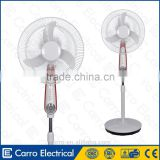 High speed 12volt cooling rechargeable battery pedestal fan havells pedestal fan price in india