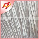 Top quality custom made crinkled fabric for tablecloth wholesale
