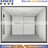 Professional Manufacturer XIWEI Brand Opposite Door Garage Car Elevator