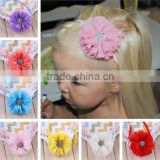 Headbands Flower Headband Baby Crystal Headbands