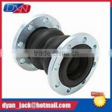 Multifunctional Double Sphere rubber pipe fitting vibration damper Easy installation and maintenance