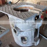 KGPS-3T medium frequency small smelting furnace