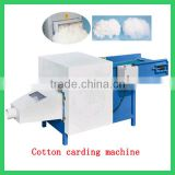 2014 high effeciency cotton fiber opening and carding machine