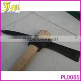Mini Mattock Wooden Handle Shaft Pick Axe Pickaxe Soft Grip Handle China