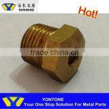 Ningbo OEM Factory Copper, Magnesium, Aluminium, Zinc, Iron, Steel, Bronze, Grey Iron, Ductile Iron, CNC Turned Brass Parts