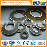 round & oval shape stainless steeel & carbon steel micron filter screen stainless steel Filter cloth packs