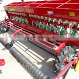 alibaba express wheat small tractor seeder/ seed drilling machine