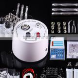 Latest 110-240V Multifunction 45w strong suction Diamond Peeling Facial Spa Device machine