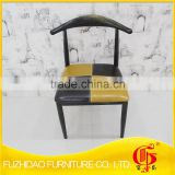 American village casual iron chair