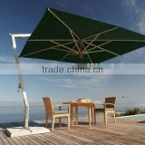 beach parasol, square shape