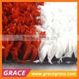 10mm PE Artificial Grass for sport Basketball and Runway