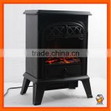 Freestanding Electric Fireplace With CE Certificate