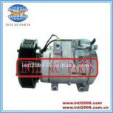 AC (A/C) Compressor CAT 330C caterpillar excavator / CAT 330C caterpillar excavator air compressor