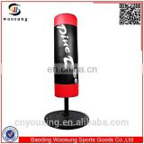 2015 new boxing waterflood professional standing bag for marital art