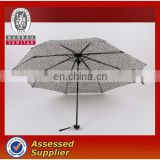 High quality cheap promotion outdoor 5 fold umbrella