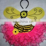 XGT11321 Bee Tutu Set Costume