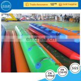 TOP INFLATABLES hot sale inflatable banana boat