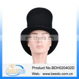 Decorative mad hatter top hats for women to decorate